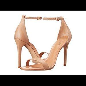 *New* Schutz Nude strappy heels